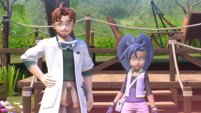 Pokemon Presents New Pokemon Snap Professor
