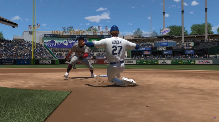 How long will MLB The Show 21 be on Game Pass Xbox