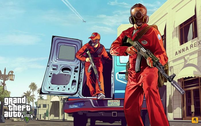 GTA 5 Online is a world worth exploring