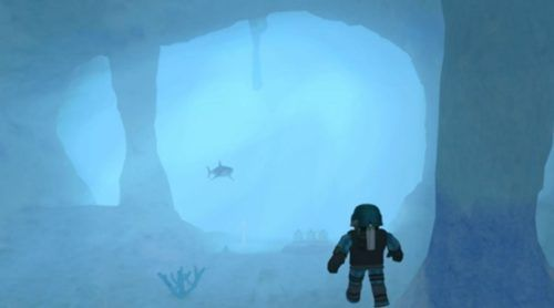 roblox scuba diving quill lake 1