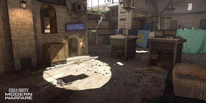 modern warfare season 2 bazaar map gunfight
