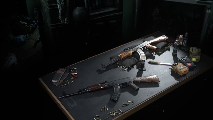 warzone black ops cold war weapons integration two ak