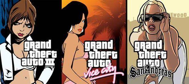GTA 3 نائب مدينة سان أندرياس مفتاح الفن