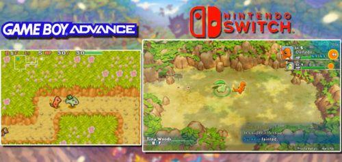pokemon mystery dungeon graphics 1