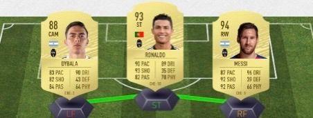 Lionel Messi Juventus FIFA 21 1