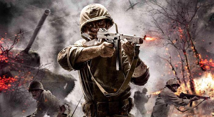 Call of Duty Vanguard WWII