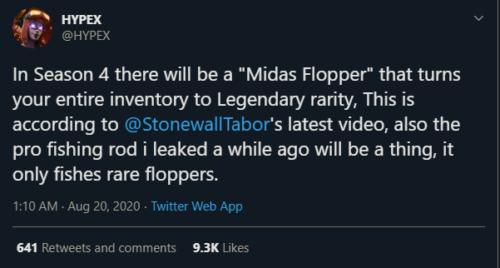Midas Flopper