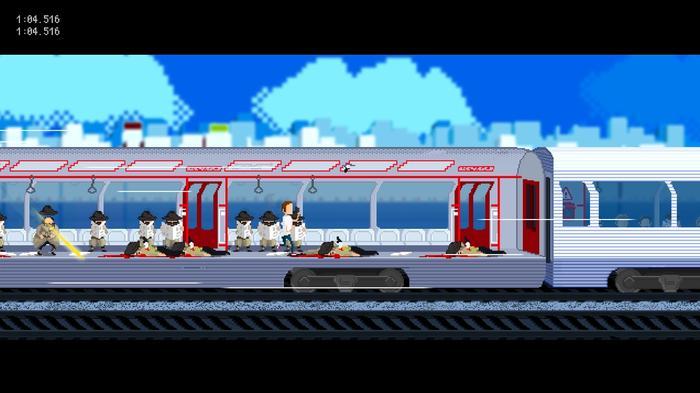 Speed Limit Train 1