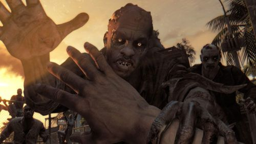 dodge zombies in Dying Light 2