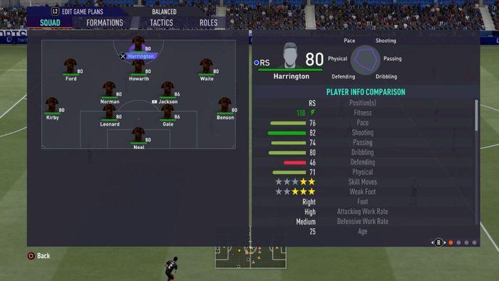 fifa 21 pro club tactics 2