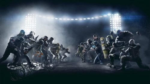 r6 characters