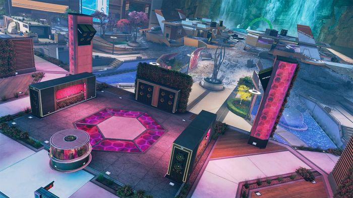 Apex Legends Arena Mode Party Crasher Map