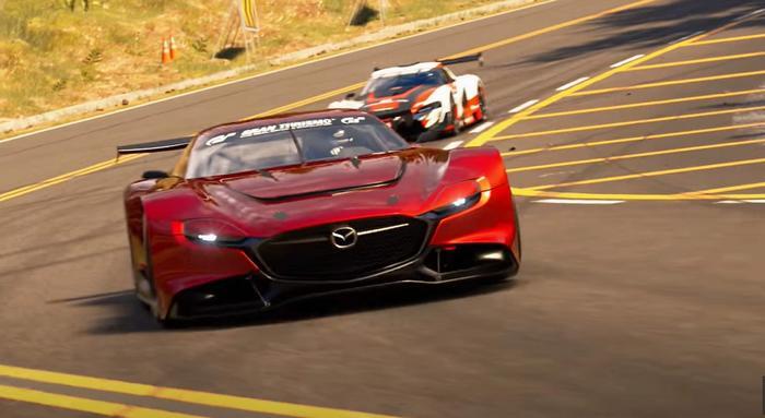 GT7 Mazda Reveal Trailer min