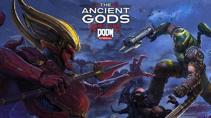 ancient gods part one