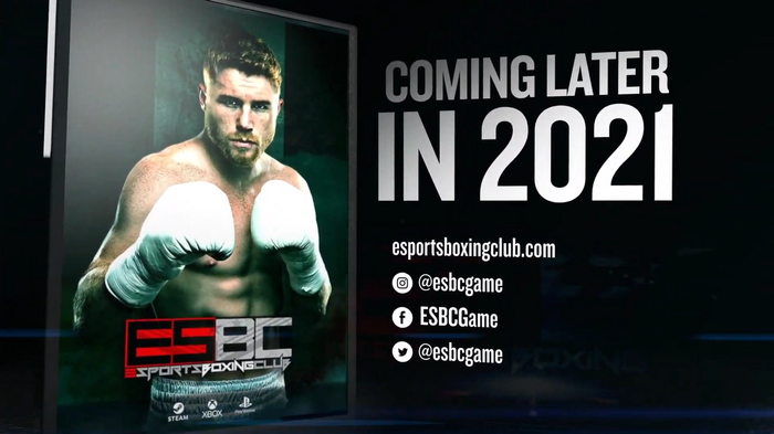 eSports Boxing Club Canelo Álvarez Roster Reveal Cover Star Athlete