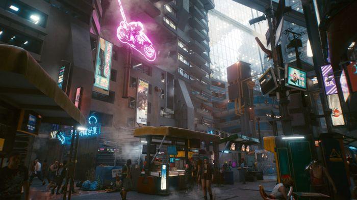 Cyberpunk 2077 Next Gen PS5 Xbox Series X