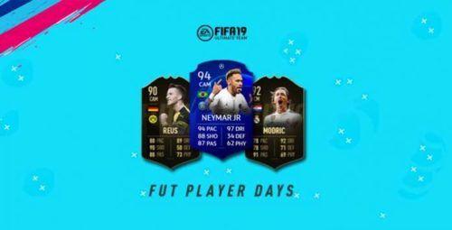 fut player days fifa 20