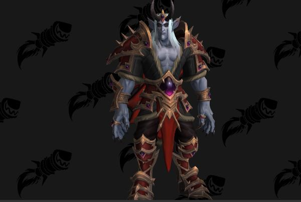 World of Warcraft Shadowlands Castle Nathria Denathrius Anima Boss Fight Loot Raid