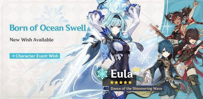 Eula Event Banner