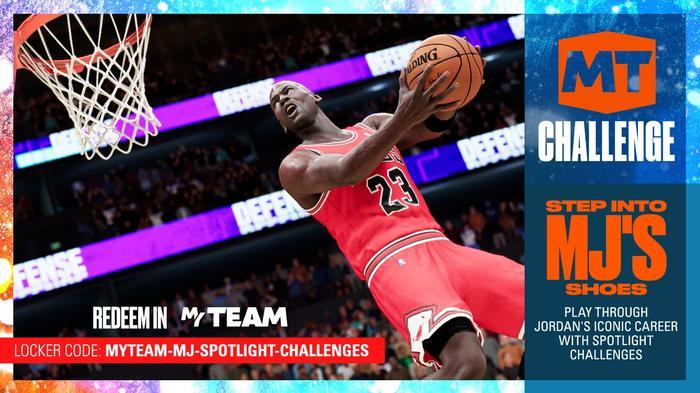 MJ! The GOAT Returns!