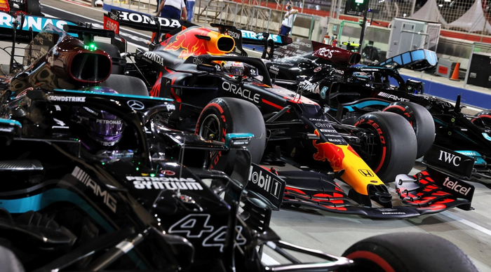 2021 formula 1 cars