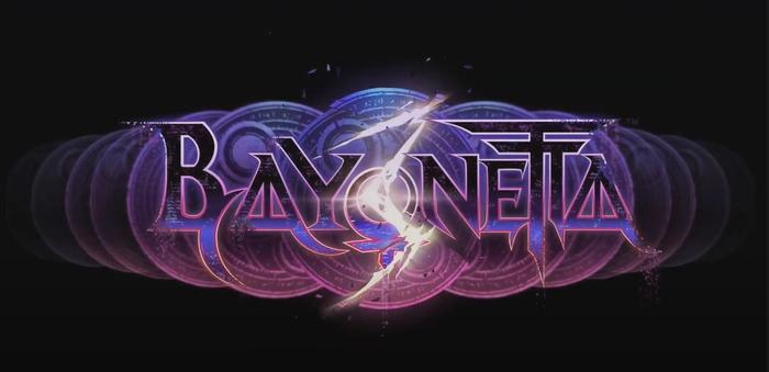 Bayonetta 3 game logo