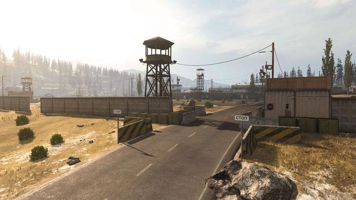 call of duty warzone best places to land military base