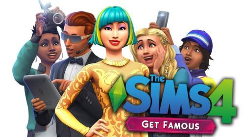 The Sims 4 Get famous expansion