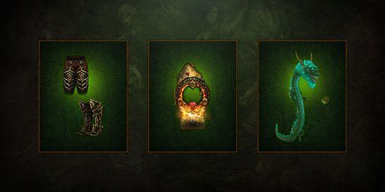 Diablo 3 Season 23 S11 Cosmetic Rewards
