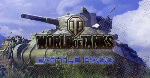 World of Tanks season 2 battle pass