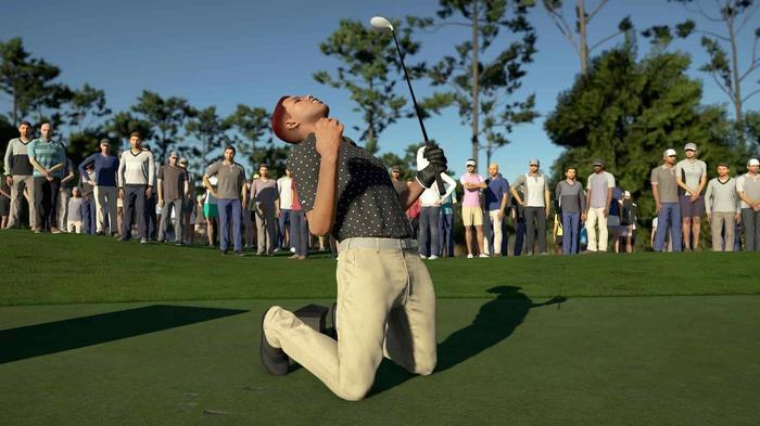 PGA TOUR 2K21 Celebrate