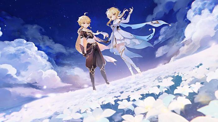 Genshin Impact twins