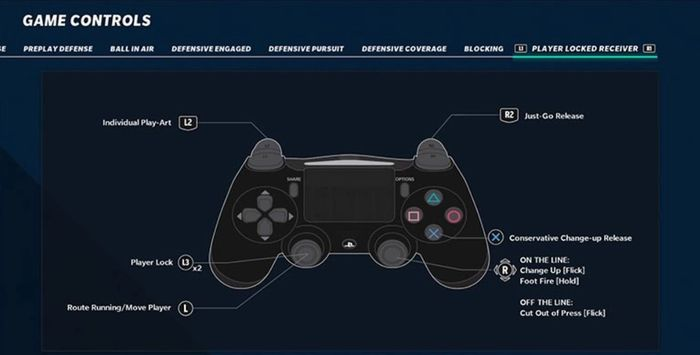 madden 21 controls player locked receiver