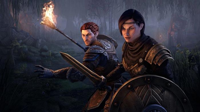 Elder Scrolls Online Gates of Oblivion Companions Update