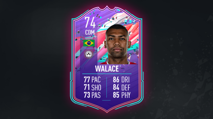 DO THE WORK: Just finish this trio of objectives to earn Walace