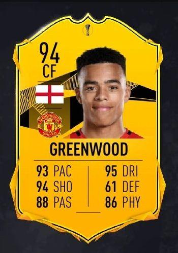 Greenwood Card