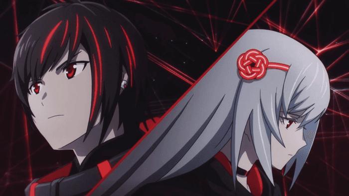 Scarlet Nexus Kasane and Yuito