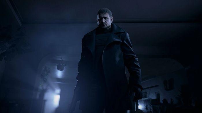 Resident Evil 8 Village Chris Redfield Promo Art Trailer