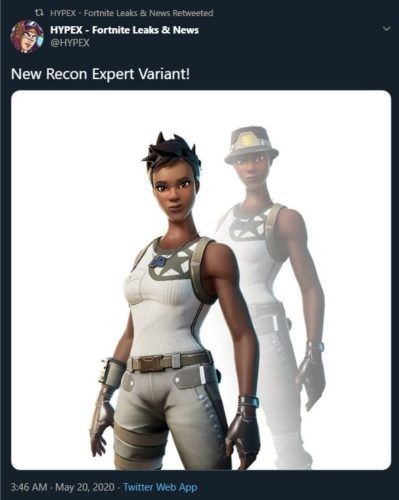 Recon Expert New Style