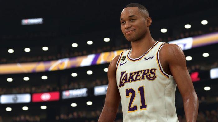 NBA 2K21 MyCAREER Junior