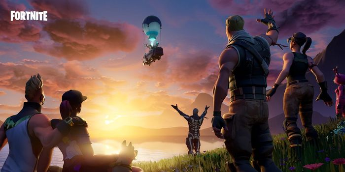 Fortnite The End Chapter 1 Promo