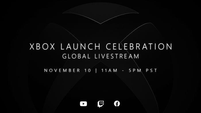 xbox series x s launch