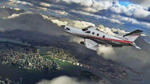 flight simulator city 2020