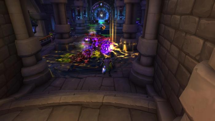 WoW Shadowlands zombie invasion event scourge