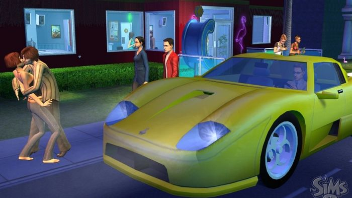 Sims 5 Cars The Sims 2: Nightlife