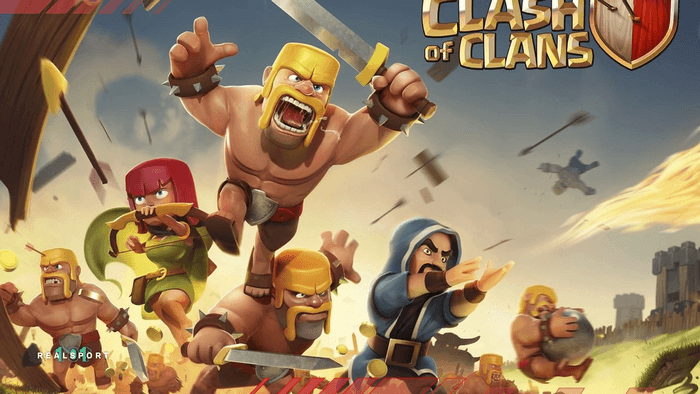 Clans of upgrade clash Level 1