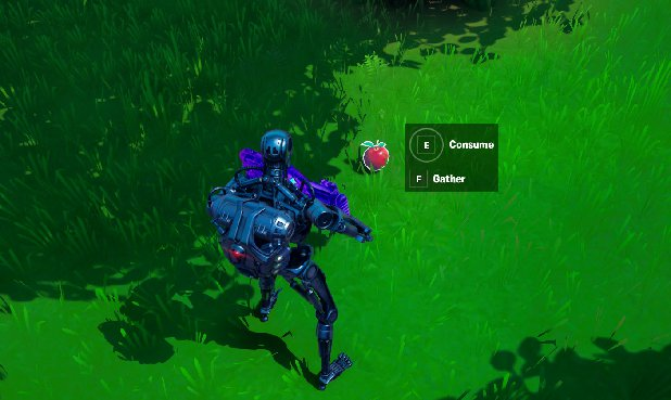 Fortnite Apple The Orchard