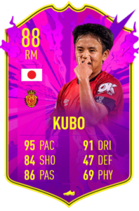 Kubo sbc future stars