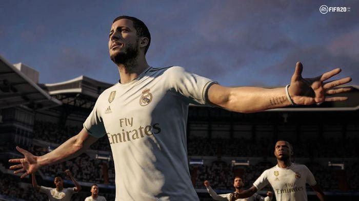 FIFA 20 REAL MADRID 2