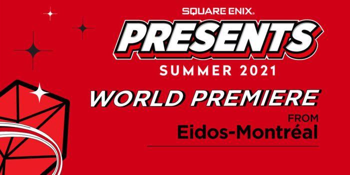 E3 Square Enix Presents